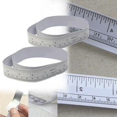 Machine Measure Rulers