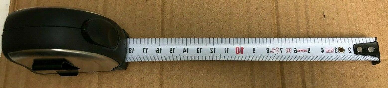 Metric Measure Stainless Steel 3 Meter - SHIPPING