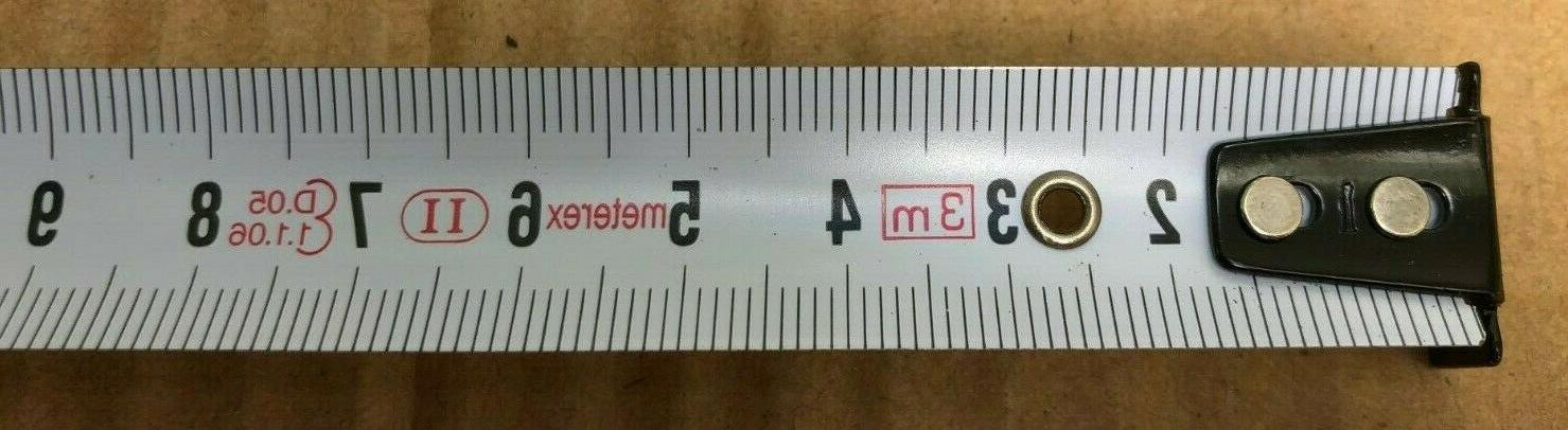 Metric - Stainless Steel - Meter - NEW -FREE SHIPPING