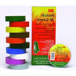 3M Scotch® Vinyl Electrical Color Coding