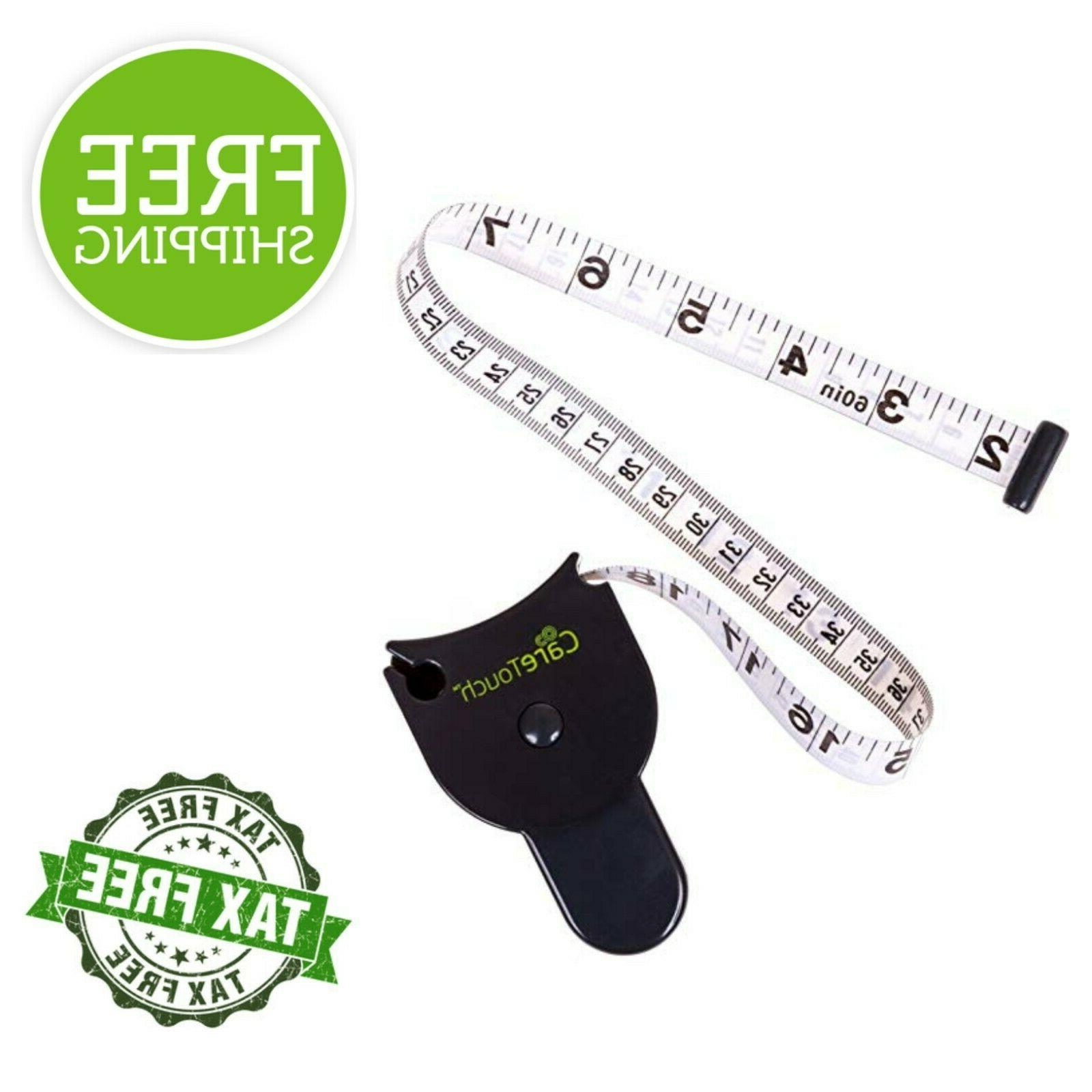 skinfold body fat measuring tape measure fat