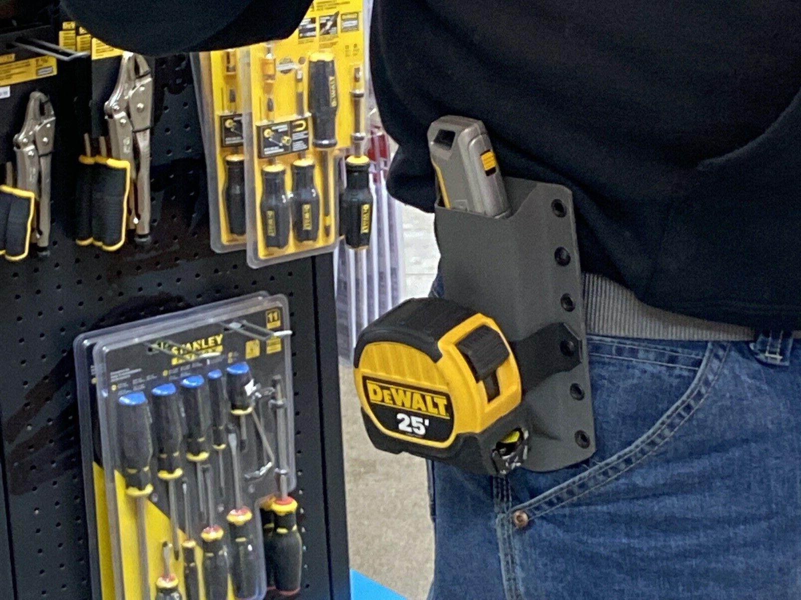 Tape & DeWALT Cordless drill holds Pencil, MORE!