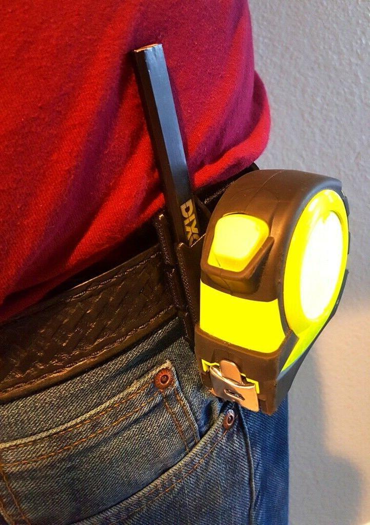 tape measure holder for any tape measure