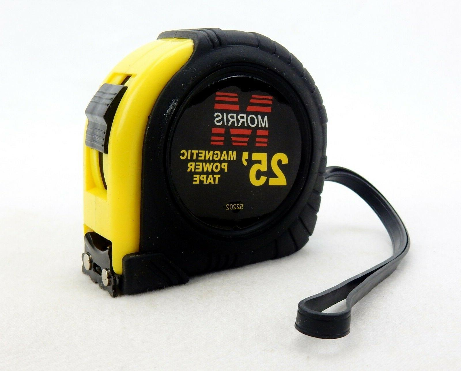 Tape Measures 25 X 1 with Magnetic tip
