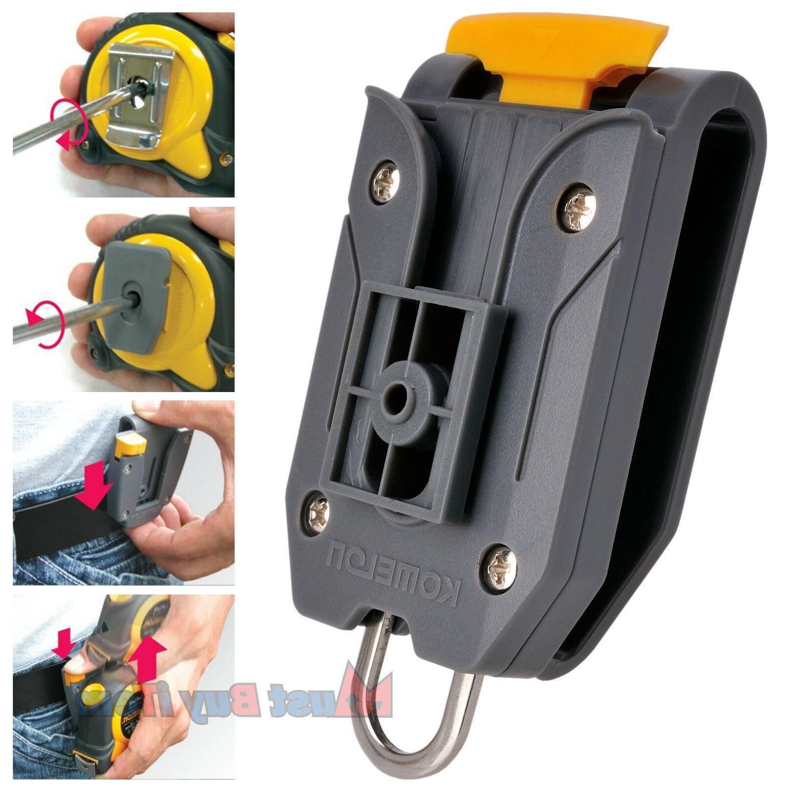 Universal Tool Tape Measure Carpenter Pants Belt 1pcs