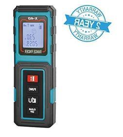 MAKINGTEC Laser Measure 131Ft Mini Laser Distance Measure, P