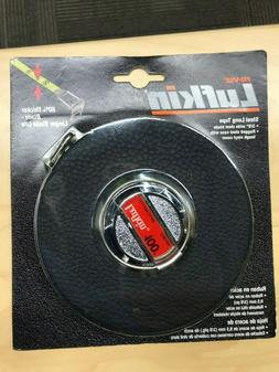 LUFKIN Long Tape Measure,3/8 In x 100 ft, HW226