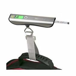 Luggage Scale, LEOKOR Hand Scales with Tape Measure for Trav