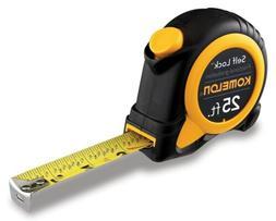 KOMELON Magnetic Tip Tape Measure,1 In x 25 ft, 7125