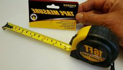 Measuring tape 16 ft x 3/4  inches and metric