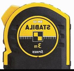 Stabila Measuring Tape BM40 27 Widdh 3m Spikes Length Profes