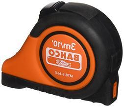 Bahco MTB-3-16-E Tape Measure Deluxe Construction Grade, 5/8