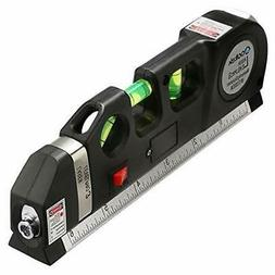 Qooltek Multipurpose Laser Level laser measure Line 8ft+ Mea