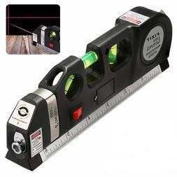 Laser level Ruler Multipurpose Laser tape measure Line 8ft T