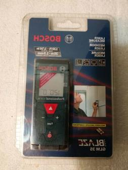 New Bosch GLM35 120 ft. Compact Laser Measure