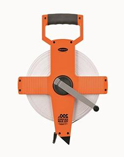 Keson NR18200 Nylon Coated Steel Blade Measuring Tape with Z