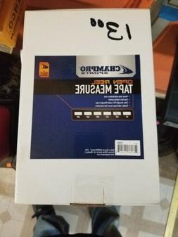 Open Reel Fiberglass Tape Measure 100ft Double sided feets a