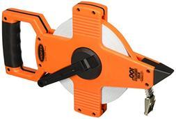 Keson OTR10100 Open Reel Fiberglass Tape Measure Reel , 100-