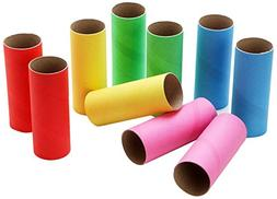 Darice Colored Paper Rolls - Assorted Colors - 24 pieces