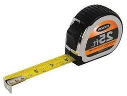 Keson Pg181025 25 Ft Engineer's Tape Measure, 1 In Blade