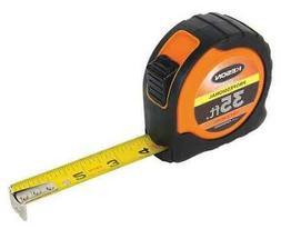 "KESON PGPRO1835V 35 ft. Tape Measure, 1"" Blade, Orange/Black"