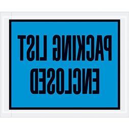 "Aviditi PL403 Poly Envelope, Legend""PACKING LIST ENCLOSED"","