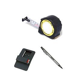 FastCap PMS-16 ProCarpenter Standard Tape Measure, Belt Clip