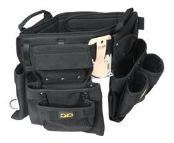 CLC 5605 18-Pocket 5-Piece Pro Carpenter's Combo Tool Belt