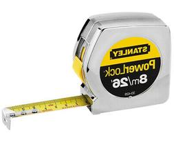 Powerlock Tape Rule,No 33-428,  Stanley Consumer Tools,
