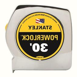 Stanley PowerLock 33-430 Tape Rule - 30ft Length 1