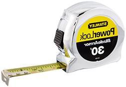 Powerlock Tape Rules 1 Wide Blade w/BladeArmor - 1 x 30' pow