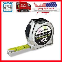 Professional Tape Measure Komelon Both Inch Engineer Scale C