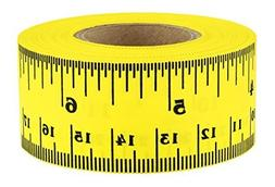 ChromaLabel Ruler Tape | Repeating 12 Inch Imperial & Metric