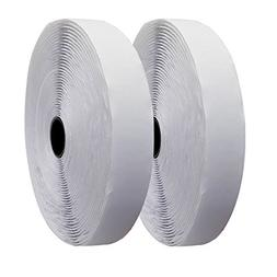 Wey's Self Adhesive Hook and Loop Tape Back Fastening 40 Fee