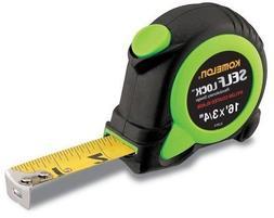 Komelon SL2816 Self Lock 16-Foot Power Tape