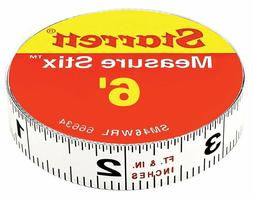Starrett Sm46Wrl Measure Stix Permanent Adhesive Back Tape,
