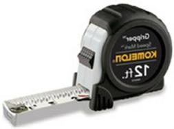 Komelon SM5412 12ft. x 5/8in. Speed Mark Gripper Tape Measur
