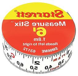 L.S. Starrett 681-63172 Sm66Me .75 in. X6 in. Measure S