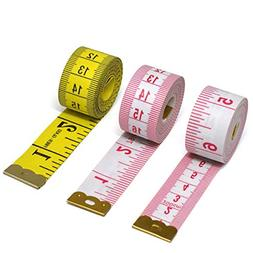 Soft Cloth Tape Measure Body, Tailor Plastic Measuring Tape