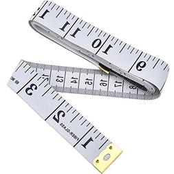 iPERB 60 Inch Soft Tape Measure for Sewing Tailor Cloth Rule