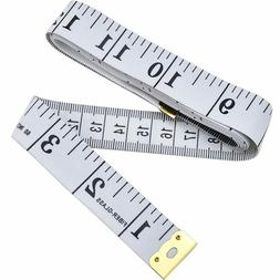 60 Inch 150 cm Soft Tailor Tape Measure for Cloth Sewing Wai