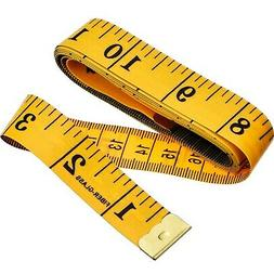 eBoot Soft Tape Measure for Sewing Tailor Cloth Ruler  Ginge