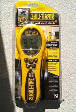 NEW Sealed Strait-Line Sonic Laser Tape 50 - #6041401 Point