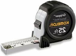 Speed Mark Gripper Acrylic Coated Steel Blade Measuring Tape