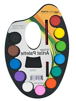 StealStreet SS-KI-HW669 Watercolor Paint Artist Palette with