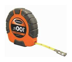 "KESON ST181003X 100 ft. Tape Measure, 3/8"" Blade"