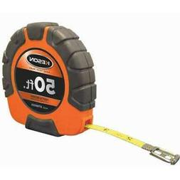 "KESON ST18503X 50 ft. Tape Measure, 3/8"" Blade"