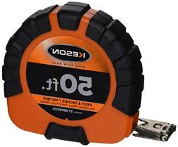 Keson ST18M503X Closed-ABS Housing Steel Tape Measures with