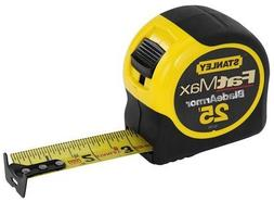 Stanley FatMax Measuring Tape - 25ft Length 1.25Polyester