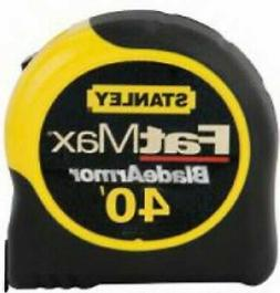 Stanley Hand Tools 33-740L 40' FatMax Tape Rule New